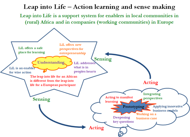 LiL - action learning and sense making